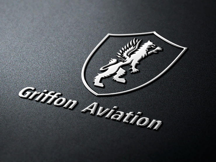 Редизайн логотипа Griffon Aviation